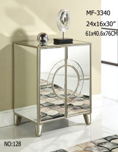 Simple Style 2 Door Cabinet Decor Furniture pictures & photos