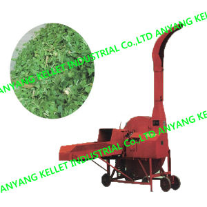 Maize Ensilage Straw Hey Cutter Forage Harvester Machine