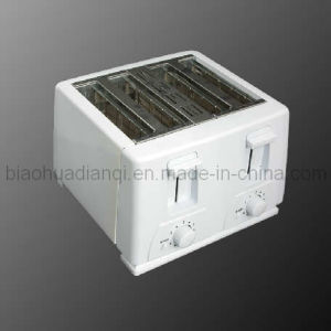 Metal 4 Slice Toaster BH-021A.