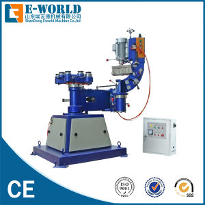 Round Shape Glass Edge Polishing Machine