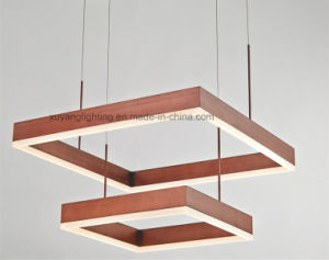 2016 New LED Pendant Lamp with Copper Color