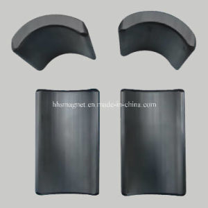 High Quality Arc Ferrite Magnet for Motor pictures & photos