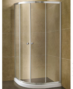 Cheap Tempered Glass 5mm Thickness Shower Enclosure pictures & photos