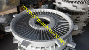 CNC Machining 500 End Shield/Motor Part