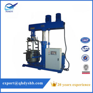 High Speed Disperser Emulsifier Machine, Liquid Mixer Agitator