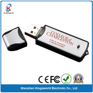 Plastic USB Flash Disk 8GB with Indicator Light