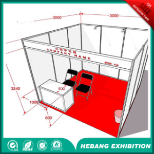 Aluminium Modular Stand/Aluminium Stand/Exhibition Booth Stall pictures & photos