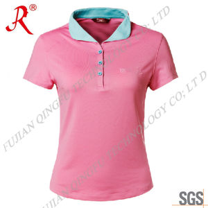 5721426fcca New Design Women′s Polo Shirt, Sport T-Shirt (QF-248)