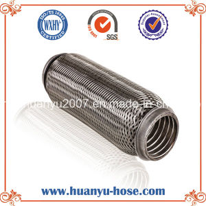 Auto Parts with Interlock Metal Exhaust Pipe pictures & photos