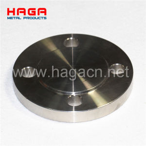Stainless Steel ANSI B16.5 Plated Flange pictures & photos