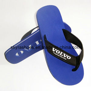 289609a57 China Die Cut Slipper Embossed Sandals Debossed Logo Flip Flop - China Die  Cut Slipper