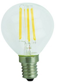 LED Filament Lamp 3W (MLF-G45-3W) pictures & photos