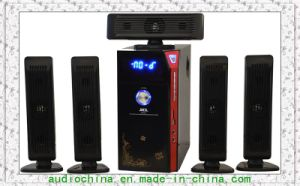 5.1 Professional Home Audio Cheap Home Theater Systems (DM-6518)
