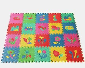 Baby Children Kids Play Floor Mat Plants Puzzle Soft EVA Foam Mat pictures & photos