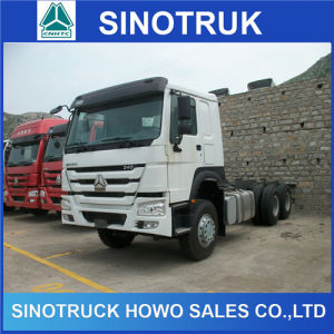 China 371HP Sinotruk HOWO Truck Head Tractor Truck for Trailer pictures & photos