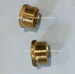 Customized Quality Brass Forged Bushing /Sleeve Fitting (IC-9092) pictures & photos