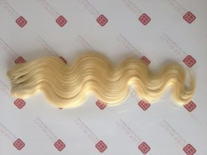Weave Weft with Remy Human Hair Extensions pictures & photos