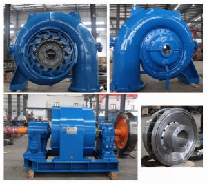 Water Turbine-Generator Unit with High Efficiency/ High Quality Water Turbine pictures & photos