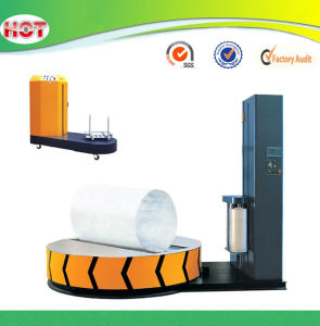 Stretch Film Wrapping Machine pictures & photos