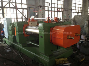High Quality Two Roll Rubber Mixing Mill Mixer Machine pictures & photos