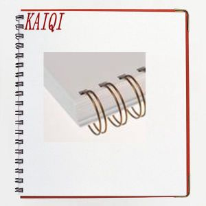 3: 1 Metal Spiral Binding Wire for Document pictures & photos