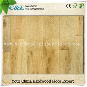Best Quality Wide Plank Oak Engineered Flooring