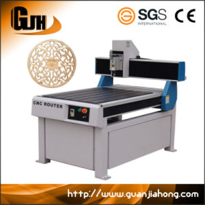 6090 Wood, Acrylic, Aluminum, Stone, Sign Making Machine CNC Router pictures & photos