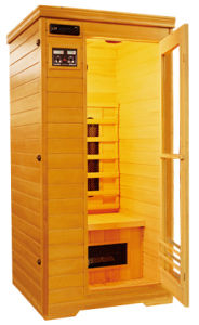 Infrared Sauna Room Fis-01 pictures & photos