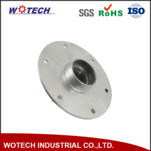Smooth Surface Housing Alu Die Casting Valve