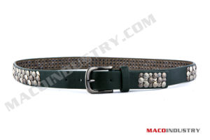 Fashion PU Studded Belt (Maco220)