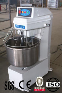 25kg Flour Capacity Stainless Steel 304 Commercial Spiral Dough Mixer