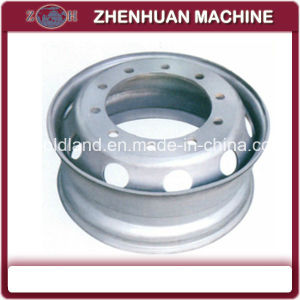 Steel Car Wheel Rim Production Line pictures & photos