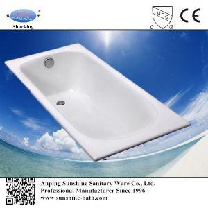 China Cast Iron Bathtub 1 Person Hot Tub Very Small Bathtubs China