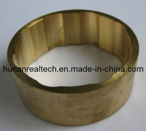 Stabilizer Copper Brass in Golden Yellow Color as Core Barrel Accessory
