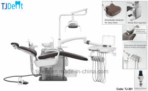 Prime Class Highly Durable Efficient Denmark Linak Motor Integrated Dental Unit (TJ-301) pictures & photos