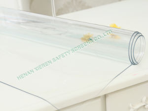 PVC Transparent Sheets pictures & photos