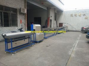 Low Energy Consumption Medical Stomach Catheter Plastic Extrusion Line pictures & photos