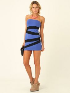 Womens Ladies Fit & Flare Dresses