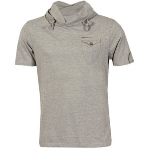 Men Hooded Fashion T-Shirt (MT000012) pictures & photos