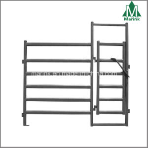 Oval Rail Access Panel / Panel Gate / Hurdle Gate pictures & photos
