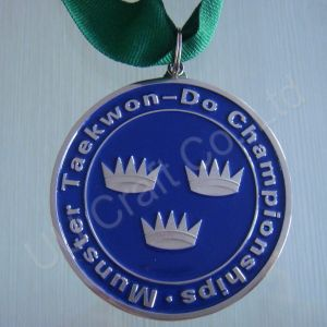 Well Customized Alloy Medallion (MD-028)