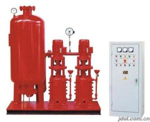 High Pressure Water Pump Set Fire Fighting Pump System pictures & photos