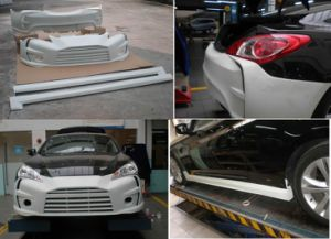 Fiberglass FRP Body Kits for Hyundai Genesis 2008+ (Aston Martin) pictures & photos