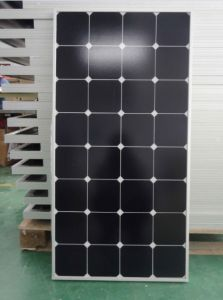 21% High Efficiency Sunpower Back Cotact 100W Solar Panel for RV Boat, Gold Car, Yacht (SYFD-SPC100W)