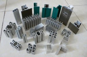 Special Shaped Industrial Material (aluminium profiles)