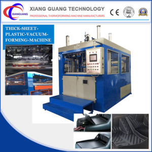 China Manufacturer and Export Vacuum Forming Plastic Thermoforming Machine