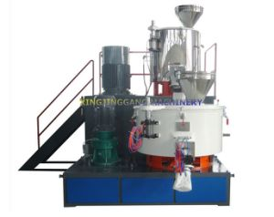PVC Powder Mixer SRL 200/500L pictures & photos