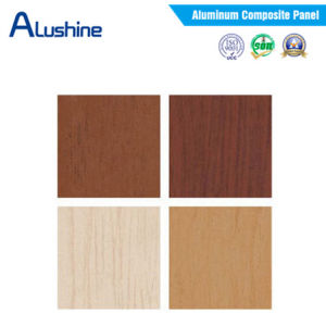4mm Aluminium Plastic Sheet Outdoor Usage /Alucobond Aluminum Composite Panel pictures & photos