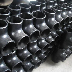 Carbon Steel Pipe Fittings Tee Equal, ASTM A234 Wpb Tees pictures & photos