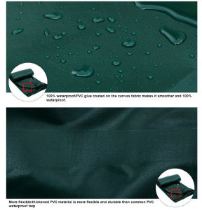 High Strength PE Waterproof Fabric Tarpaulin/Tarp for Cover pictures & photos